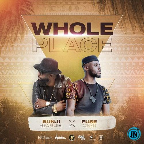 Fuse ODG – Whole Place ft. Bunji Garlin